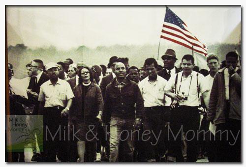 M.L.K. march