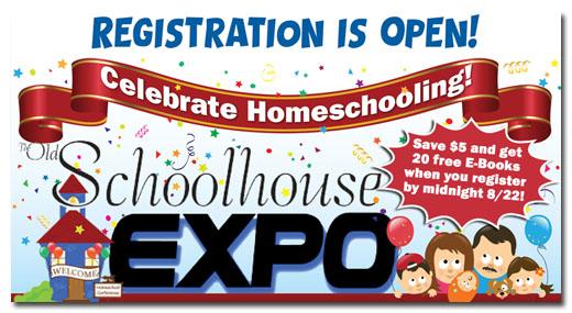 TOS Homeschool Expo