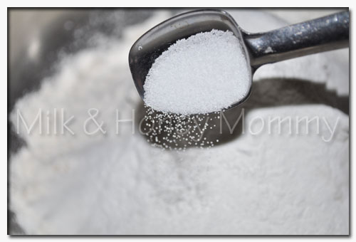 salt for pancakes