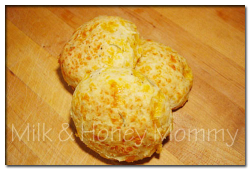 let's eat cheese biscuits