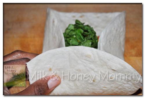 the perfect burrito wrap